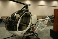 N413LH @ 49T - On display at Heli-Expo - 2012 - Dallas, Tx