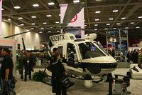 N329TX @ 49T - On display at Heli-Expo - 2012 - Dallas, Tx