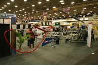 N472SB @ 49T - On display at Heli-Expo - 2012 - Dallas, Tx