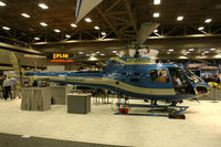 N122FD @ 49T - On display at Heli-Expo - 2012 - Dallas, Tx