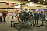 N471SB @ 49T - On display at Heli-Expo - 2012 - Dallas, Tx