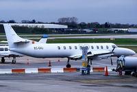 EC-GXJ @ EGBB - Flightline - by Chris Hall