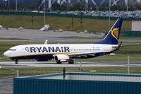 EI-ENN @ EGBB - Ryanair - by Chris Hall