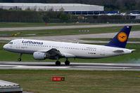 D-AIQB @ EGBB - Lufthansa - by Chris Hall