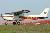 N24499 @ LAL - 1977 Cessna 152, c/n: 15280291  at 2012 Sun N Fun