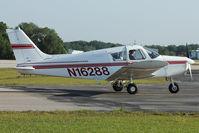 N16288 @ LAL - 1973 Piper PA-28-140, c/n: 28-7325234 at 2012 Sun N Fun
