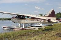 N31357 @ FA08 - 1957 Dehavilland BEAVER DHC-2 MK.1, c/n: 1126 at 2012 Sun N Fun Splash-In