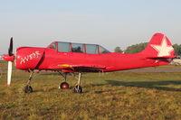 N52XS @ LAL - Sc Aerostar Sa YAK-52W, c/n: 9912203 at 2012 Sun N Fun