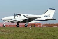 N414T @ LAL - 1974 Cessna 414, c/n: 414-0606 at 2012 Sun N Fun - by Terry Fletcher
