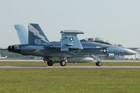166899 @ LAL - 166899 (NJ-555), Boeing EA-18G Growler at 2012 Sun N Fun