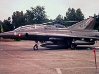 AT-156 @ UNKN - Photograph by Edwin van Opstal with permission. Scanned from a color slide.