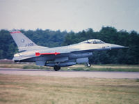 J-205 @ UNKN - Photograph by Edwin van Opstal with permission. Scanned from a color slide.