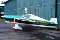 G-CGSU @ EGBO - privately owned - by Chris Hall