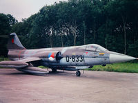 D-8331 @ UNKN - Photograph by Edwin van Opstal with permission. Scanned from a color slide. - by red750