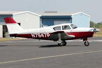 N7947P @ ZPH - 1962 Piper PA-24, c/n: 24-3183 at Zephyrhills FL