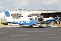 N3824W @ ZPH - 1966 Piper PA-32-260, c/n: 32-756 refuelling at Zephyrhills
