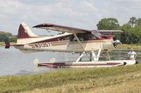 N31357 @ FA08 - 1957 Dehavilland BEAVER DHC-2 MK.1, c/n: 1126 at 2012 Fun N Sun Splash-In