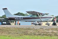 N91484 @ LAL - 1973 Cessna 182P, c/n: 18262006 at 2012 Sun N Fun