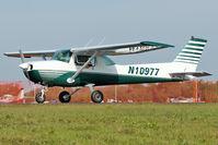 N10977 @ LAL - 1973 Cessna 150L, c/n: 15075181 at 2012 Sun N Fun - by Terry Fletcher