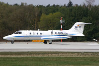 D-CGFA @ ETSI - Learjet D-CGFA left for his homebase: Hohn AB. - by Nicpix Aviation Press  Erik op den Dries