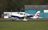 G-ODAK @ EGLD - Originally owned to; Airways Aero Associations Ltd in February 2000 & Currently with; Booker Aircraft Leasing Ltd since January 2012 & Operated by B.A. Flying Club - by Clive Glaister