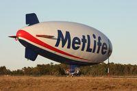 N560VL @ ORL - Met Life Blimp - by Florida Metal