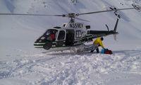 N359EV - Heli ski service in Alaska with the Chugach Powder Guides - by Craig Woodard