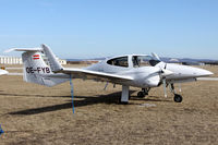 OE-FYB @ LOAN - DA42 Diamond Aicraft