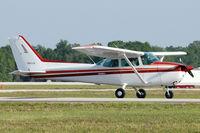 N54319 @ LAL - 1981 Cessna 172P, c/n: 17274954 at 2012 Sun N Fun