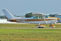 N21087 @ LAL - 1972 Cessna 182P, c/n: 18261404 at 2012 Sun N Fun