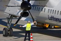 D-ADHS @ GRZ - Augsburg Airways