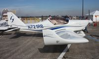N721RB @ SEF - Aero AT-4 LSA