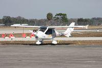 N816W @ SEF - Flight Design CTLS
