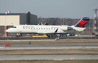 N8623A @ DTW - Pinnacle CRJ-200