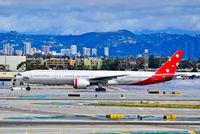 VH-VPF @ KLAX - VH-VPF Virgin Australia Airlines Boeing 777-3ZG/ER (cn 37940/801)  Los Angeles International Airport (IATA: LAX, ICAO: KLAX, FAA LID: LAX) TDelCoro April 11, 2012 - by Tomás Del Coro