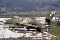36741 @ LGIO - Dumped at Ioannina, Greece - by Duncan Kirk