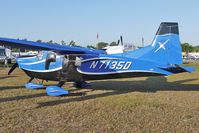 N7135D @ LAL - Static Exhibit at 2012 Sun n Fun