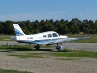 VH-MSG @ YCEM - VH-MSG at Yarra Valley Flying School