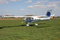 G-HJZN @ EGBR - Jabiru J430, Breighton Airfield's 2012 April Fools Fly-In. - by Malcolm Clarke