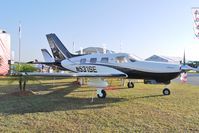 N531SE @ LAL - Static exhibit at 2012 Sun N Fun