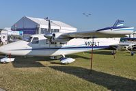 N104LT @ LAL - Static Exhibit at 2012 Sun N Fun - by Terry Fletcher