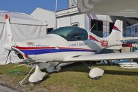 N453JH @ LAL - Static Exhibit at 2012 Sun N Fun
