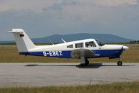 D-EBEZ @ LOAN - Piper PA28 - by Loetsch Andreas