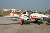OE-FAB @ LOAN - Diamond Aircraft