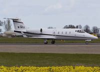 M-TNTJ @ EGSH - Departing EGSH after ferrying the crew of OO-TAZ.(ZE708) - by Matt Varley