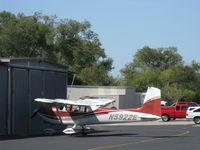 N5922B @ SZP - 1956 Cessna 182A SKYLANE, Continental O-470-S 230 Hp - by Doug Robertson