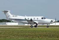 VP-CPC @ LAL - 2003 Pilatus PC-12/45, c/n: 513 at 2012 Sun N Fun