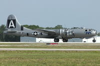 N529B @ LAL - N529B (Fifi), 1944 Boeing B-29, c/n: 44-62070 - first appearance at Sun N Fun in 2012