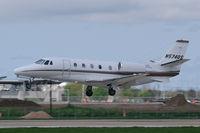N574QS @ AUS - At Austin-Bergstrom Airport - Austin, TX