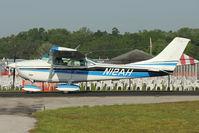 N12AH @ LAL - 1972 Cessna 182P, c/n: 18261118 at 2012 Sun N Fun - by Terry Fletcher